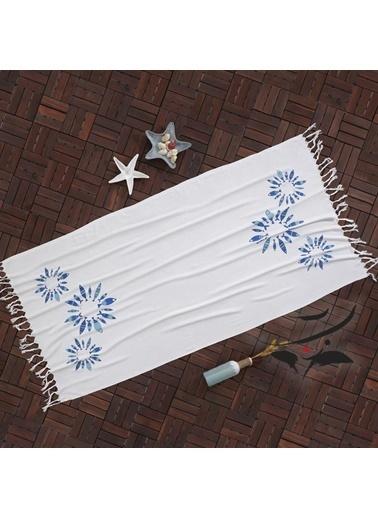 Lady Moda Bambu Peştemal Swordfish 100x180 cm Renkli
